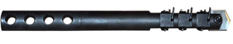 Pilot Drill Bit For Hot Tapping and Coupon Retention